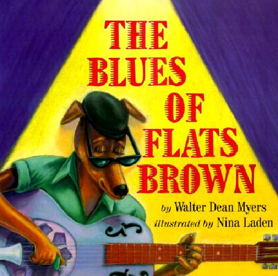 Cover for The Blues of Flats Brown