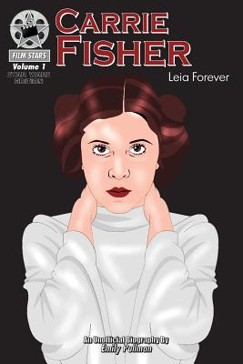 Cover for Carrie Fisher
