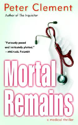 Mortal Remains Cover