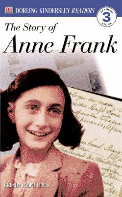 DK Readers L3: The Story of Anne Frank (DK Readers Level 3) Cover Image