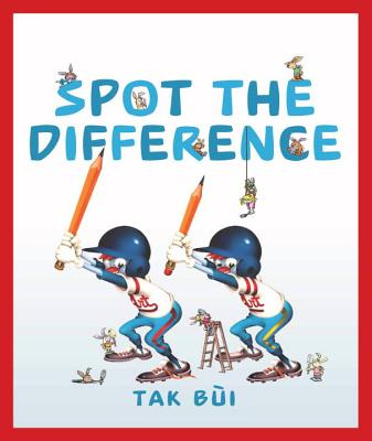 Spot the Difference Cover