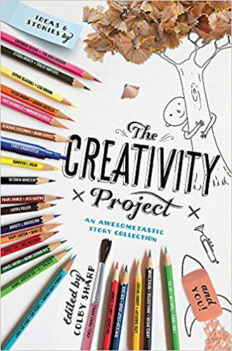 The Creativity Project: An Awesometastic Story Collection Cover Image