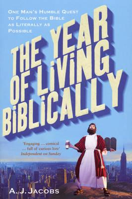 Year of Living Biblically Cover