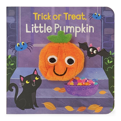 Trick or Treat, Little Pumpkin Cover Image