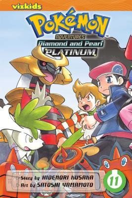 Pokémon Adventures: Diamond and Pearl/Platinum, Vol. 11 Cover Image