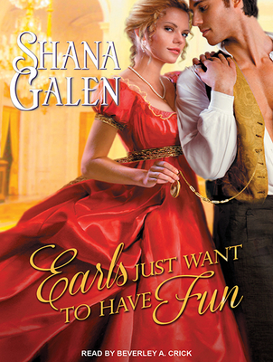 Cover for Earls Just Want to Have Fun (Covent Garden Cubs #1)