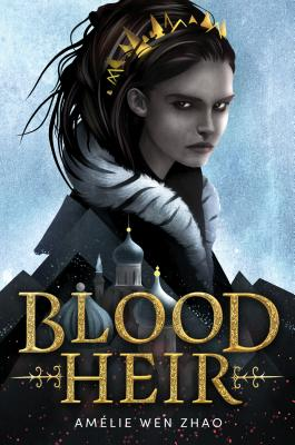 Blood Heir Cover Image