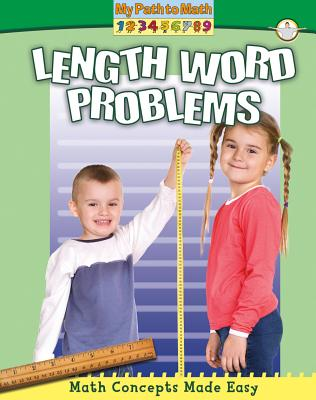 Length Word Problems (My Path to Math - Level 2) Cover Image