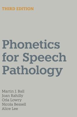 Phonetics for Speech Pathology Cover Image