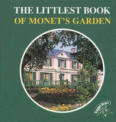 Littlest Book of Monet's Garden Cover Image