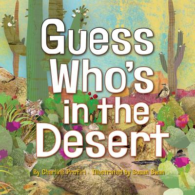 Guess Who's in the Desert Cover Image