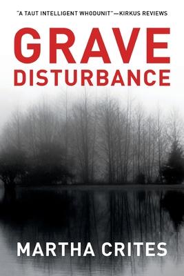 Grave Disturbance Cover Image