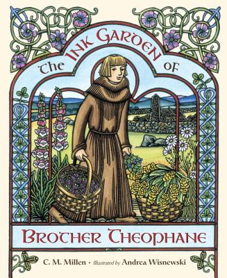 The Ink Garden of Brother Theophane Cover
