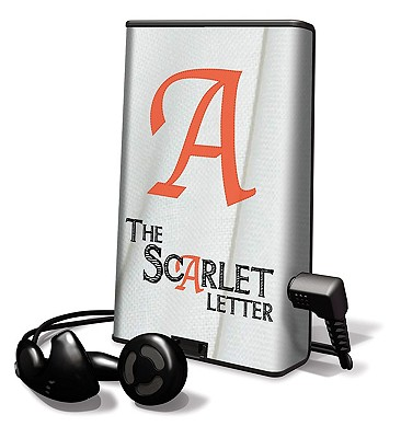 the scarlet letter audiobook the scarlet letter with headphones pre recorded audio 14443