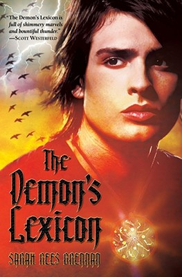 The Demon's Lexicon Cover