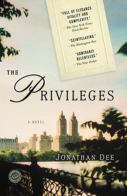 The Privileges Cover