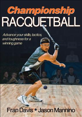 Championship Racquetball Cover Image