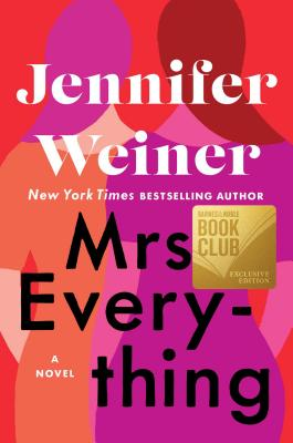 Mrs. Everything (BN PROP): A Novel Cover Image