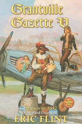 Grantville Gazette V Cover
