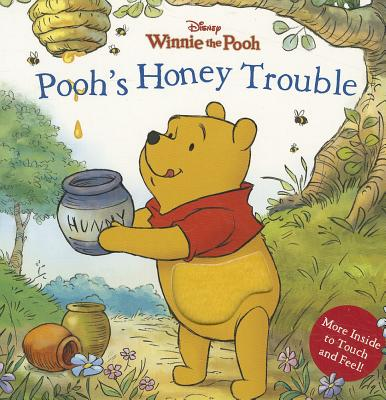 Winnie the Pooh Pooh's Honey Trouble Cover Image