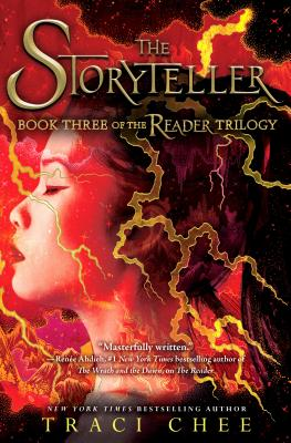 The Storyteller (The Reader #3) Cover Image