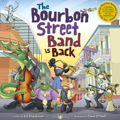 The Bourbon Street Band Is Back (Shankman & O'Neill) Cover Image