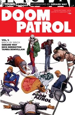 Doom Patrol Vol. 1: Brick by Brick (Young Animal) Cover Image