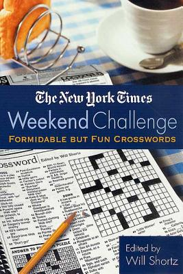 The New York Times Weekend Challenge: Formidable but Fun Crosswords Cover Image