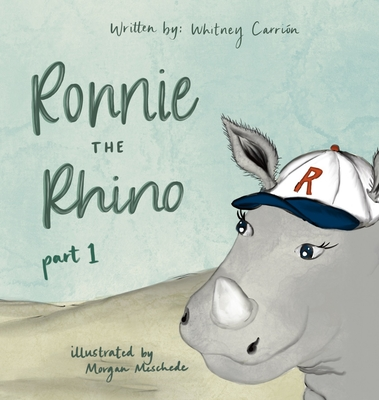 Ronnie the Rhino Cover Image