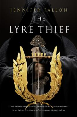 The Lyre Thief (The Hythrun Chronicles #7) Cover Image