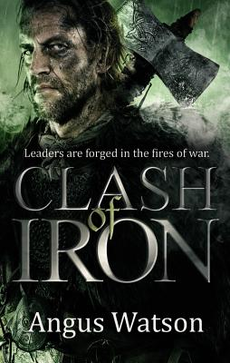 Clash of Iron (Iron Age #2) Cover Image