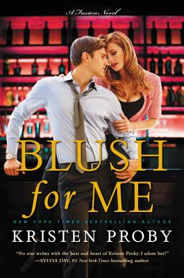 Blush for Me: A Fusion Novel Cover Image