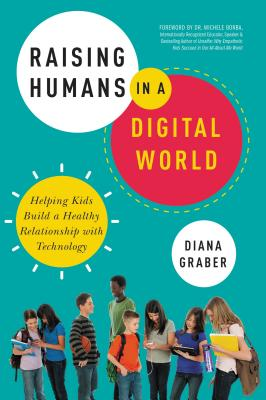Cover for Raising Humans in a Digital World