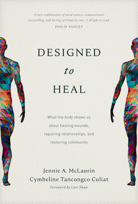 Cover for Designed to Heal