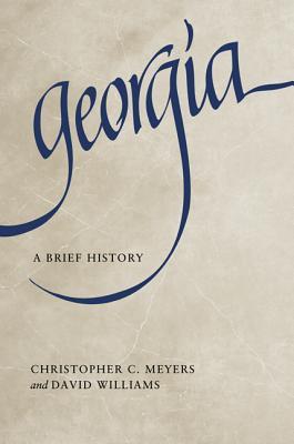 Georgia: A Brief History Cover Image