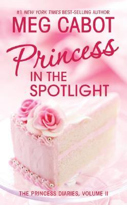 Princess in the Spotlight Cover Image