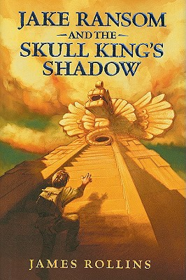 Jake Ransom and the Skull King's Shadow Cover