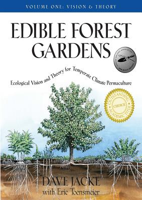 Edible Forest Gardens, Volume 1 Cover