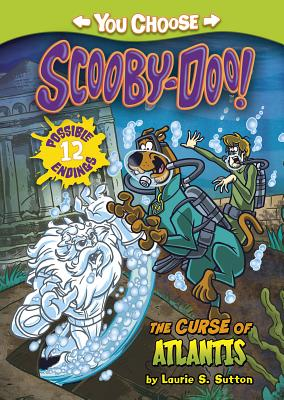 The Curse of Atlantis (You Choose Stories: Scooby-Doo) Cover Image