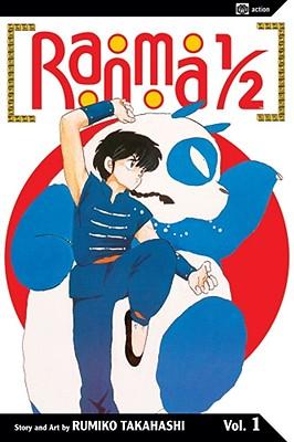 Ranma 1/2, Volume 1 Cover