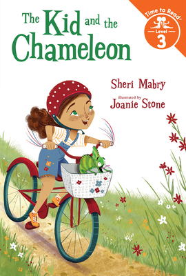 Kid and the Chameleon (The Kid and the Chameleon: Time to Read, Level 3) Cover Image