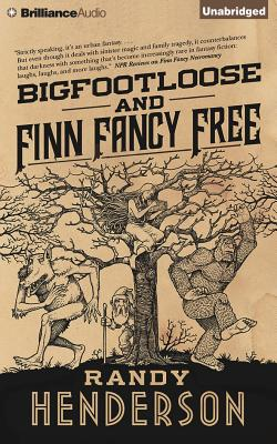 Bigfootloose and Finn Fancy Free (Familia Arcana #2) Cover Image