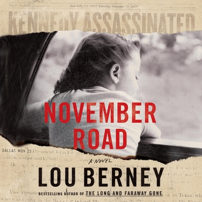 November Road Lib/E Cover Image