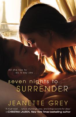 Seven Nights to Surrender (Art of Passion #1) Cover Image