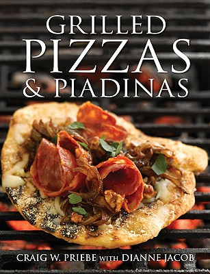 Grilled Pizzas and Piadinas Cover Image