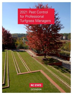 2021 Pest Control for Professional Turfgrass Managers Cover Image