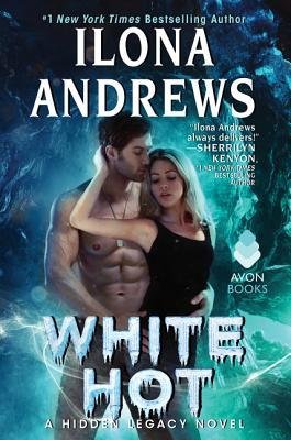 White Hot: A Hidden Legacy Novel Cover Image
