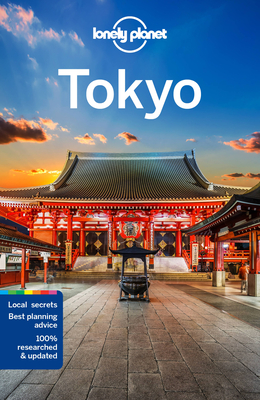 Lonely Planet Tokyo 13 (City Guide) Cover Image