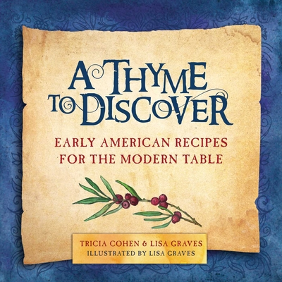 Cover for A Thyme to Discover