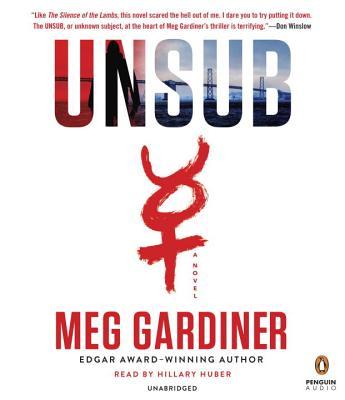 UNSUB: A Novel Cover Image